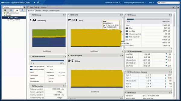 Tintri VCP VMStore Overview